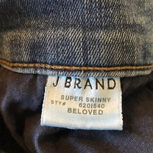 J Brand Jeans - J.Brand Photo Ready Mid Rise Jeans in Beloved